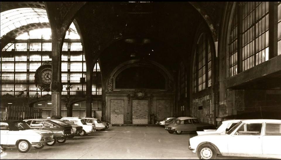 gare orsay 1970