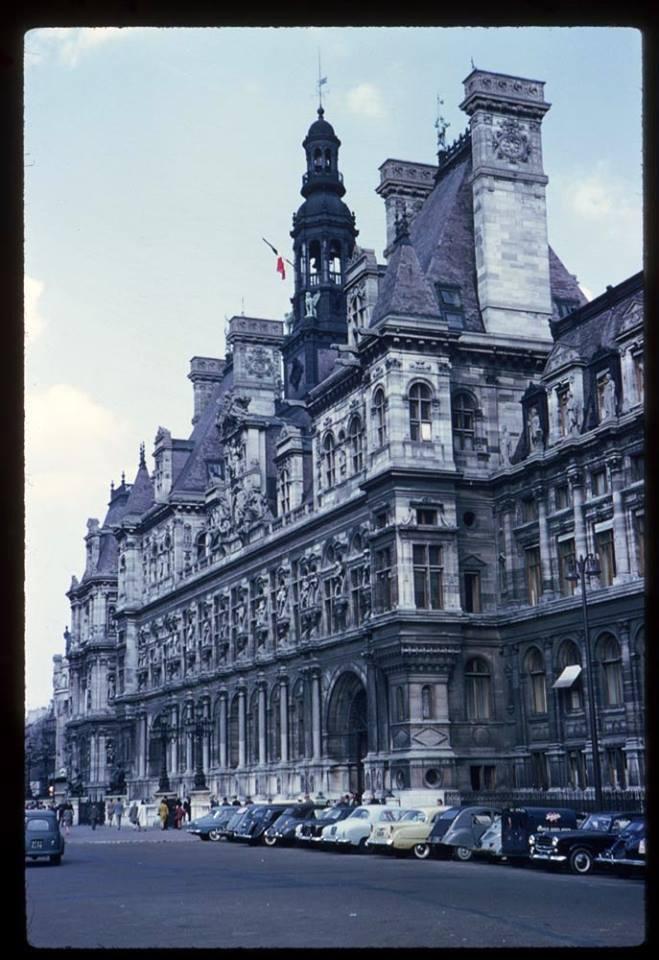 hotel de ville 1960