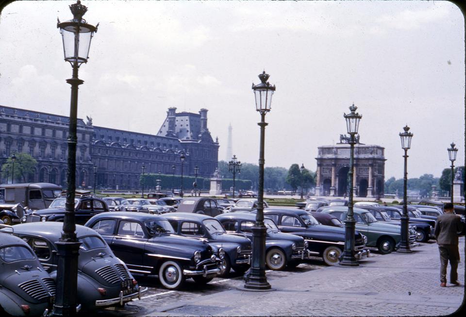louvre 1958