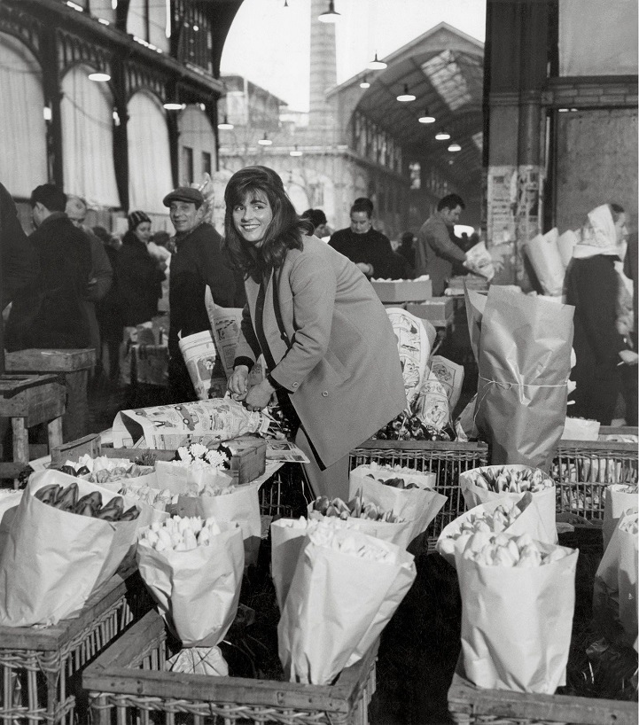 photo les halles paris