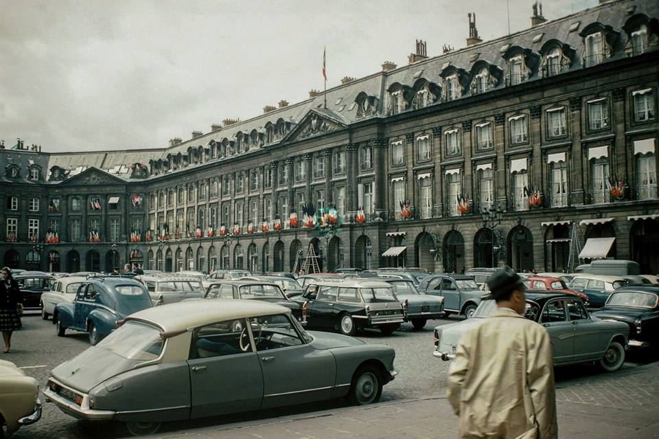 place vendome 1961