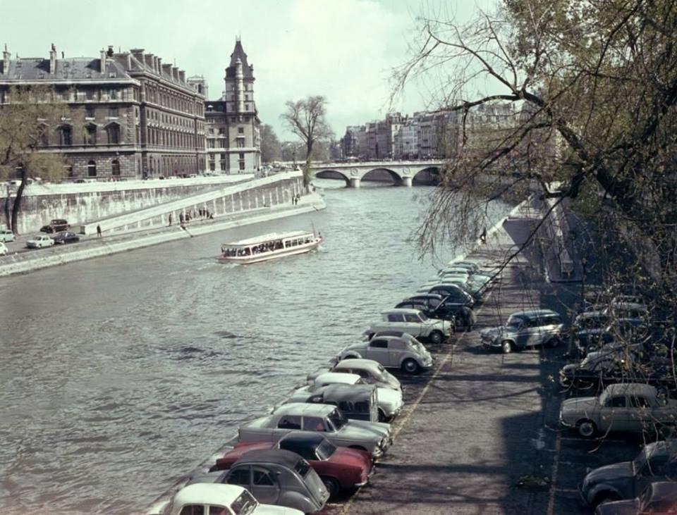 quai de seine 1965