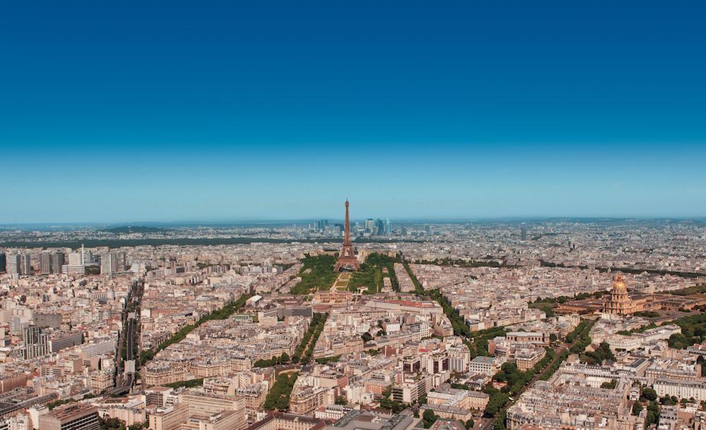 Observatoire Panoramique de la Tour Montparnasse tour eiffel
