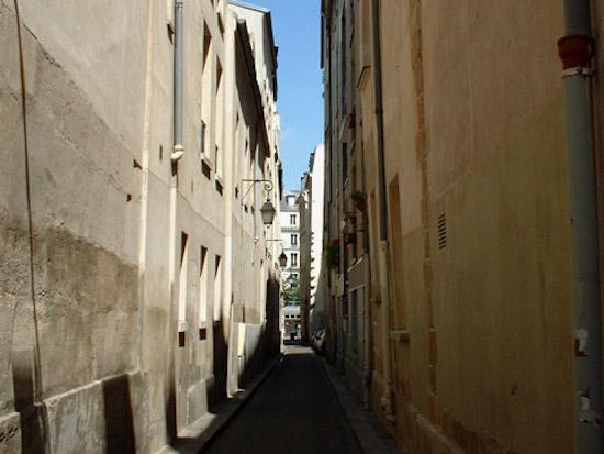 rue du prevot paris