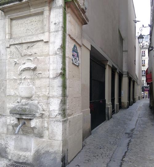 rue venise paris