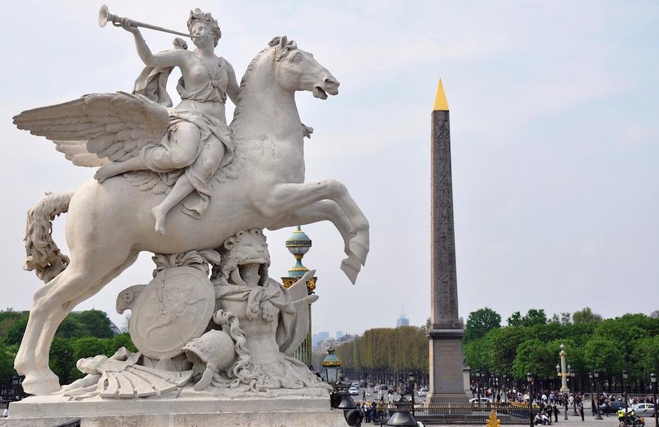 obelisque la concorde