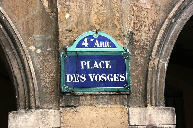 place des vosges visite guidee