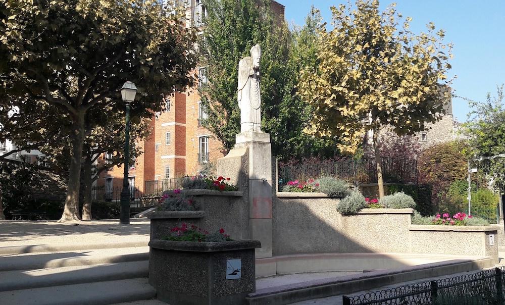 fontaine square suzanne buisson
