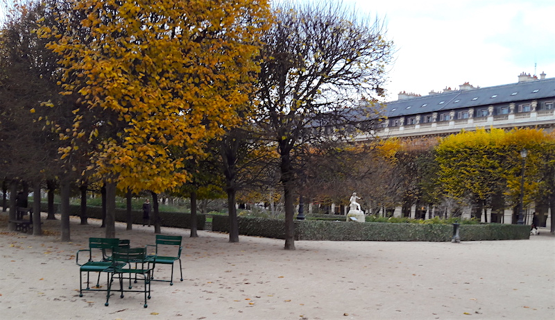 jardins palais royal