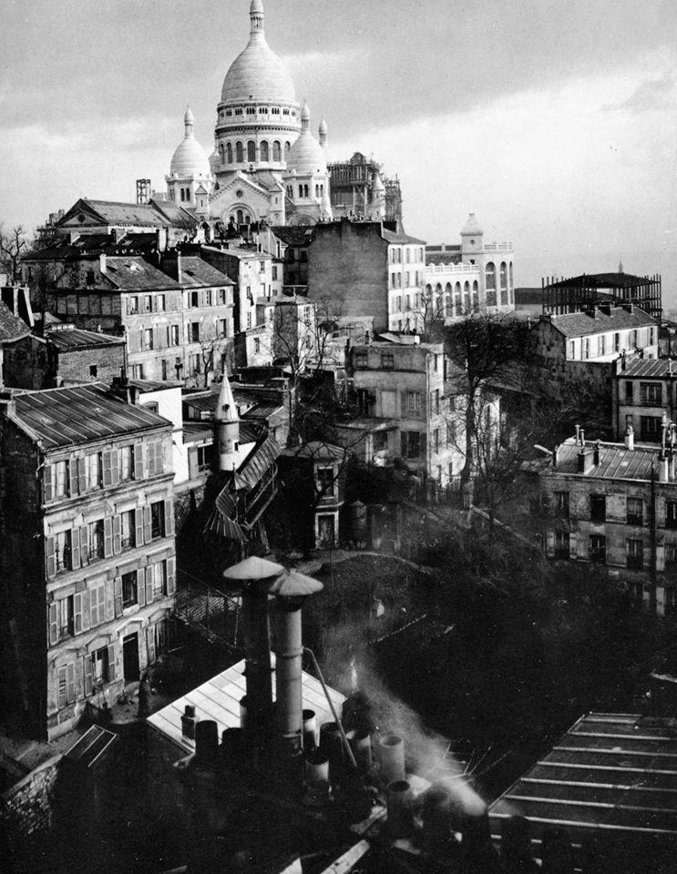 montmartre 1904