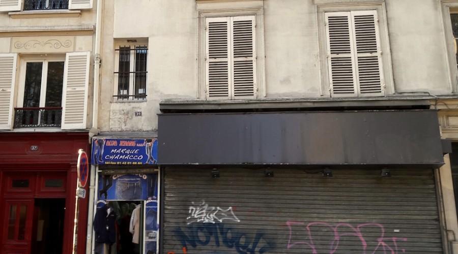 Amazing Smallest House In Paris Un Jour De Plus A Paris Download Free Architecture Designs Terstmadebymaigaardcom