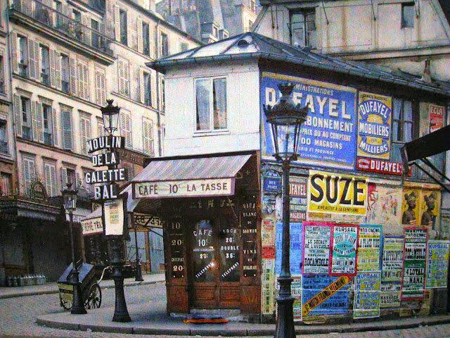 rue lepic 1914 1918