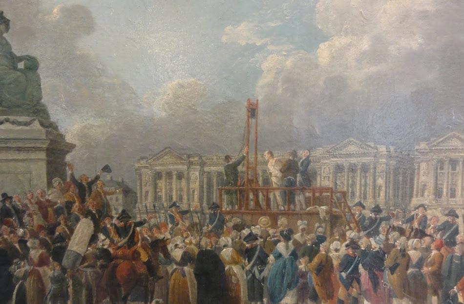 guillotine histoire france
