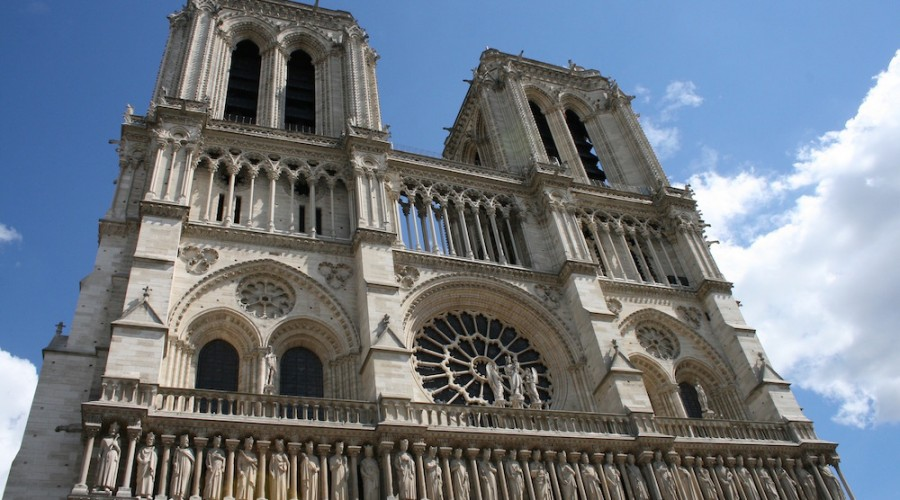 8 interesting facts about Notre-Dame de Paris