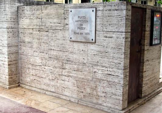 puits artesien passy square lamartine