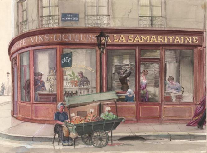 1870 premiere samaritaine