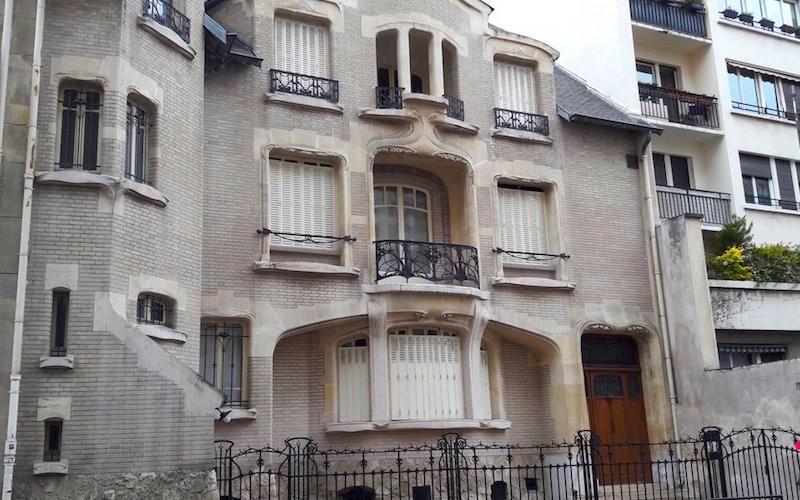 L'Art Nouveau et les trésors cachés du 16e arrondissement