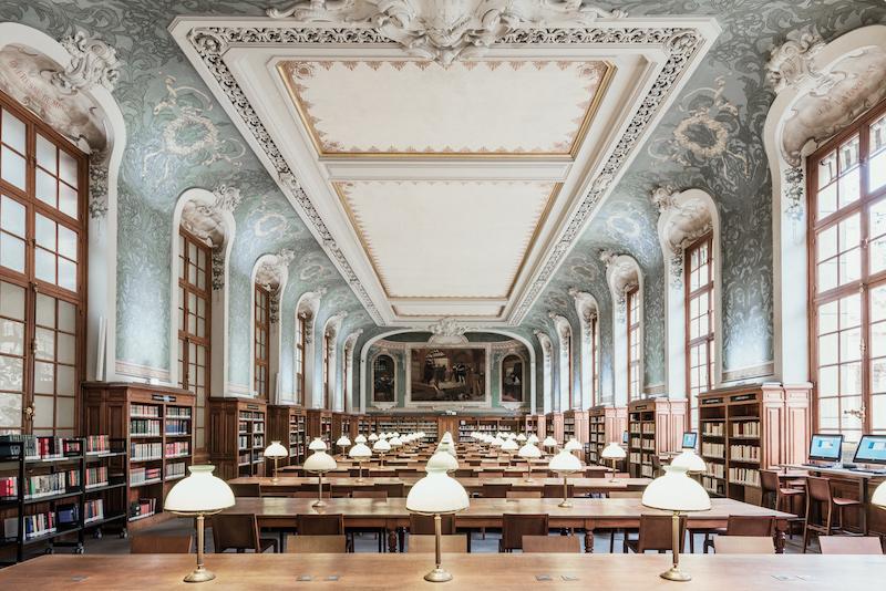 la sorbonne bibliotheque paris