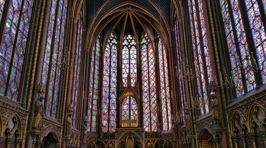 10 interesting facts about the Sainte-Chapelle