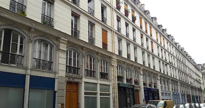 rue des immeubles industriels paris 11