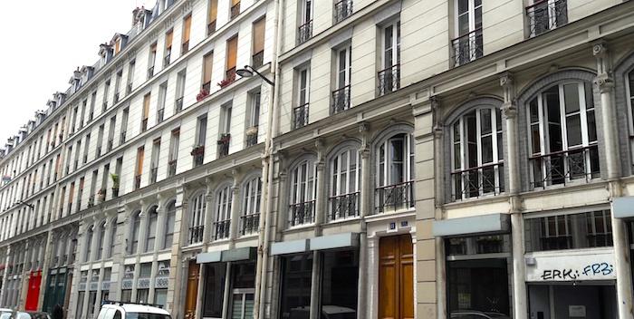 rue immeubles industriels paris