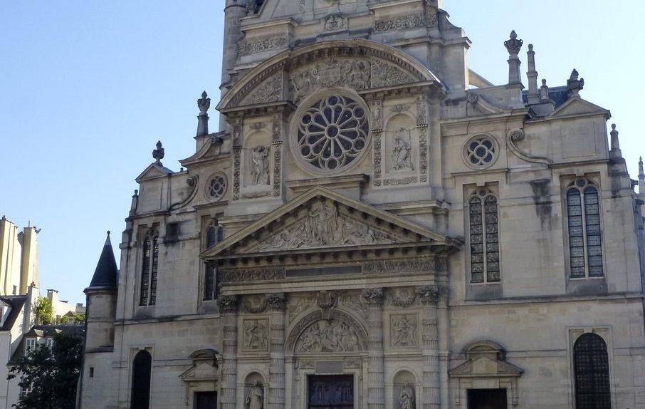 saint etienne du mont paris