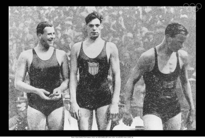 natation paris 1924