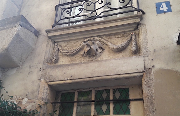 legende rue de la colombe paris
