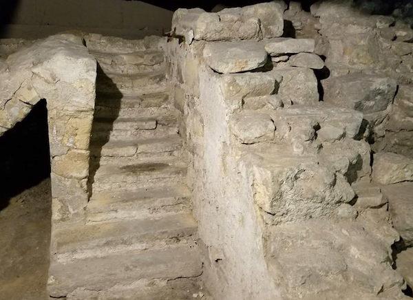 Crypte archéologique ile de la cite musee