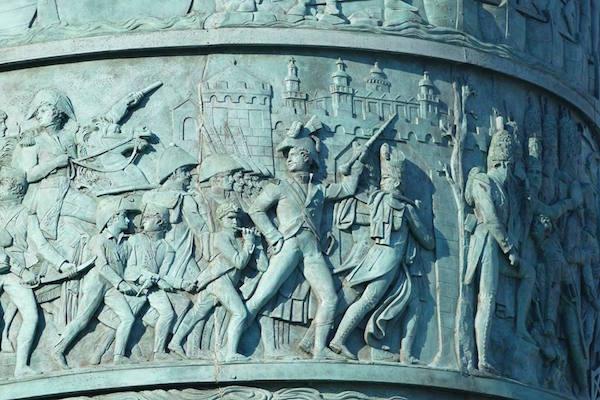 canon austerlitz colonne vendome