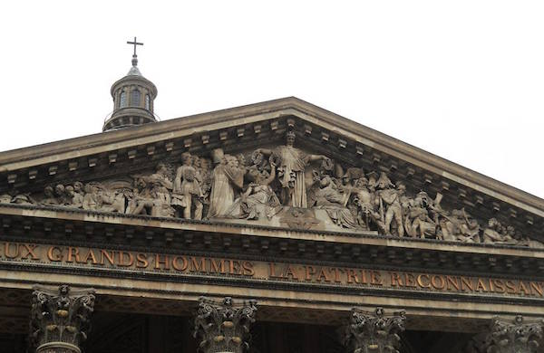 croix pantheon