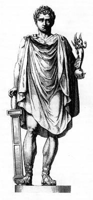 statue Napolon Marc Aurele
