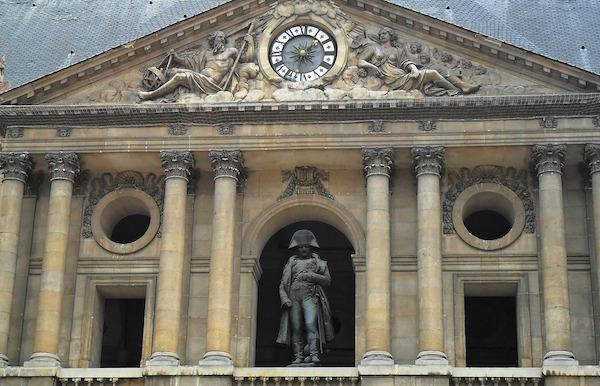 statue napoleon invalides