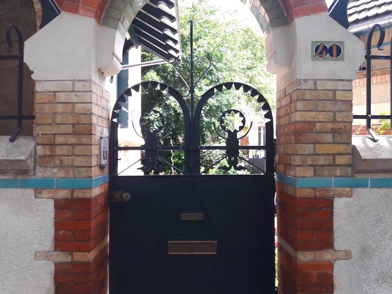 villa jassede porte