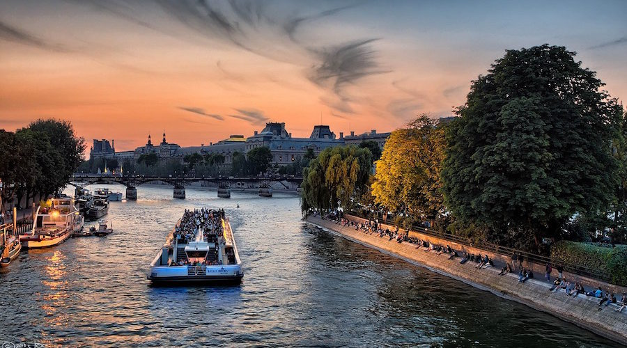 Bateaux-Mouches: the best boat trips along the Seine