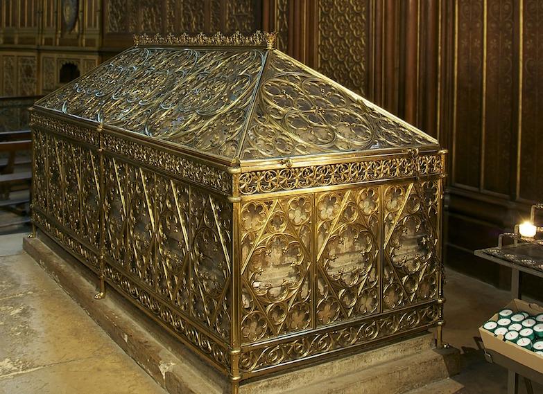 reliques sainte genevieve paris