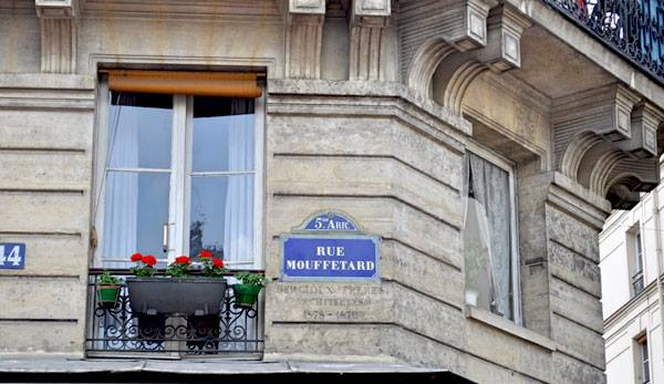 rue mouffetard paris 5