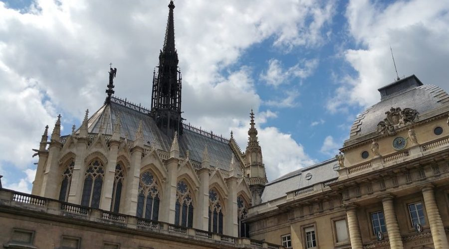 Most beautiful medieval architectures in Paris