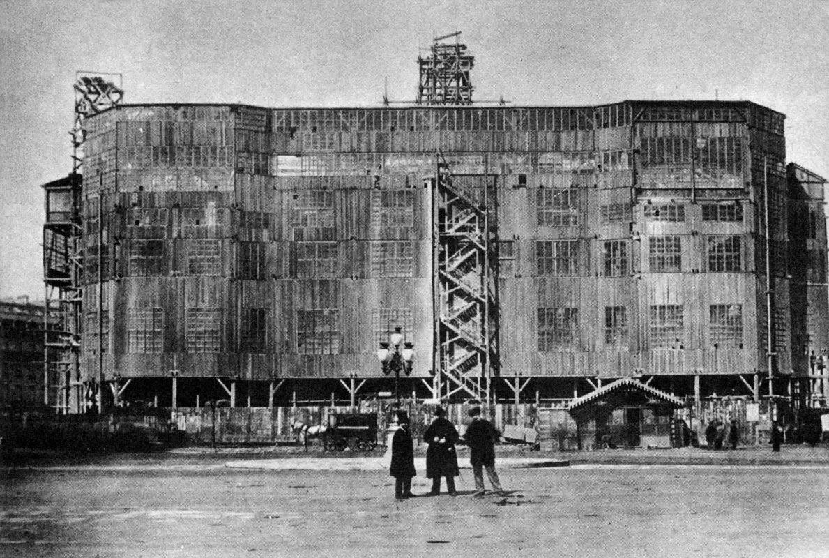 construction opera paris 1865