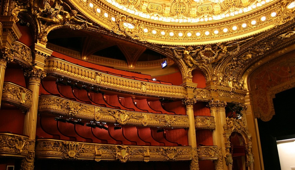 opera garnier insolite