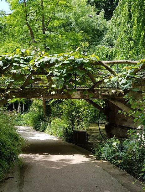 jardin nouvelle france paris