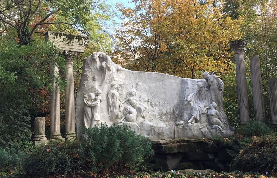 jardin nouvelle france reve du poete