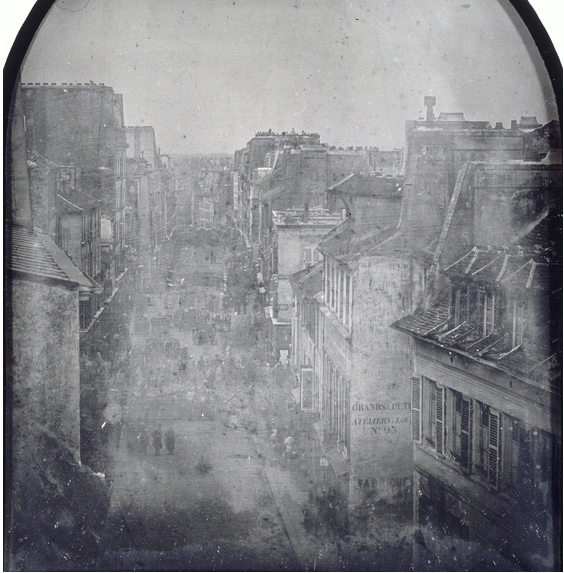 photo barricade 26 juin 1848