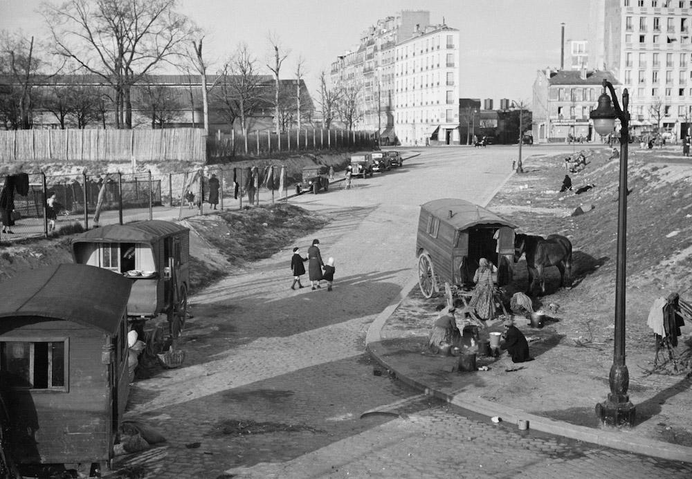 porte de vanves paris 1933