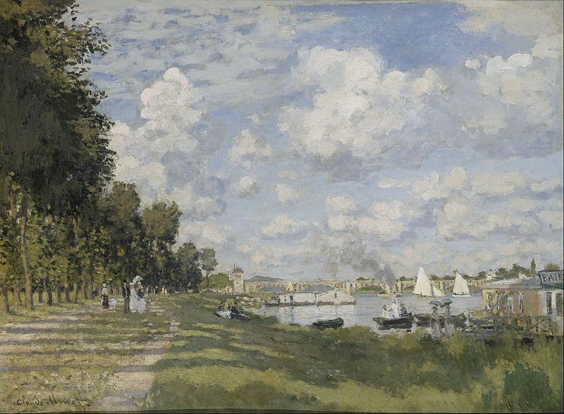 Claude_Monet Bassin_d'Argenteuil