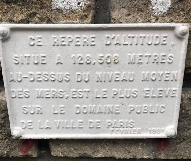 plaque point plus haut paris belleville
