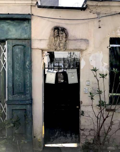 villa de l ermitage paris detail